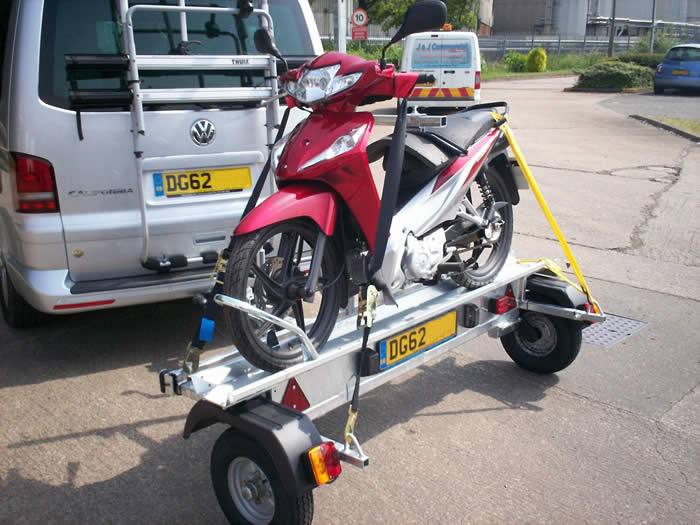 side loading motorcycle trailer - Motorcycle Trailers: A Definitive List