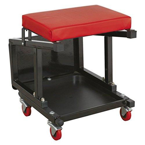 stool seat step garage creeper - The Best Garage Creeper Seats
