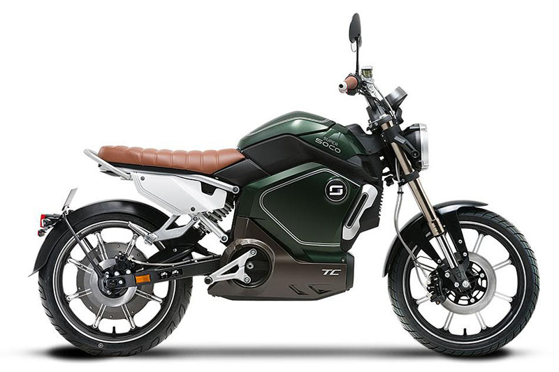 super soco tc - Electric motorbikes for sale in the UK