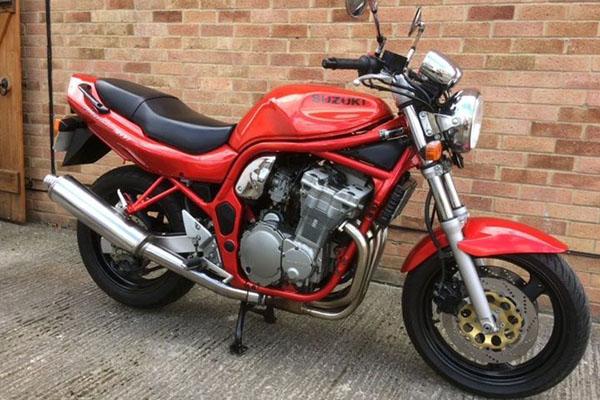 suzuki bandit 600 for sale - The Best Motorbikes Under £2000