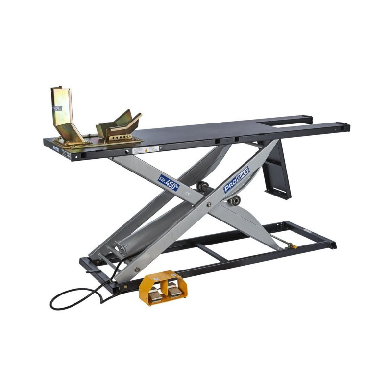 450kg pneumatic scissor lift pro bike - Every Motorcycle Lift You Can Buy In The UK