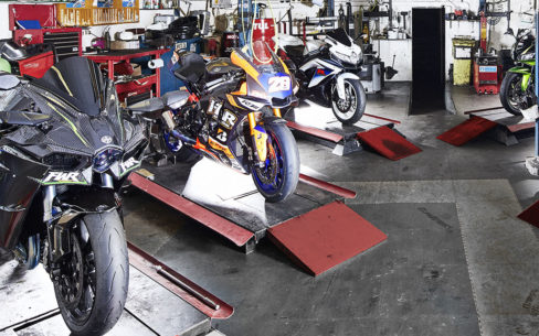 Every Motorcycle Lift You Can Buy In The UK