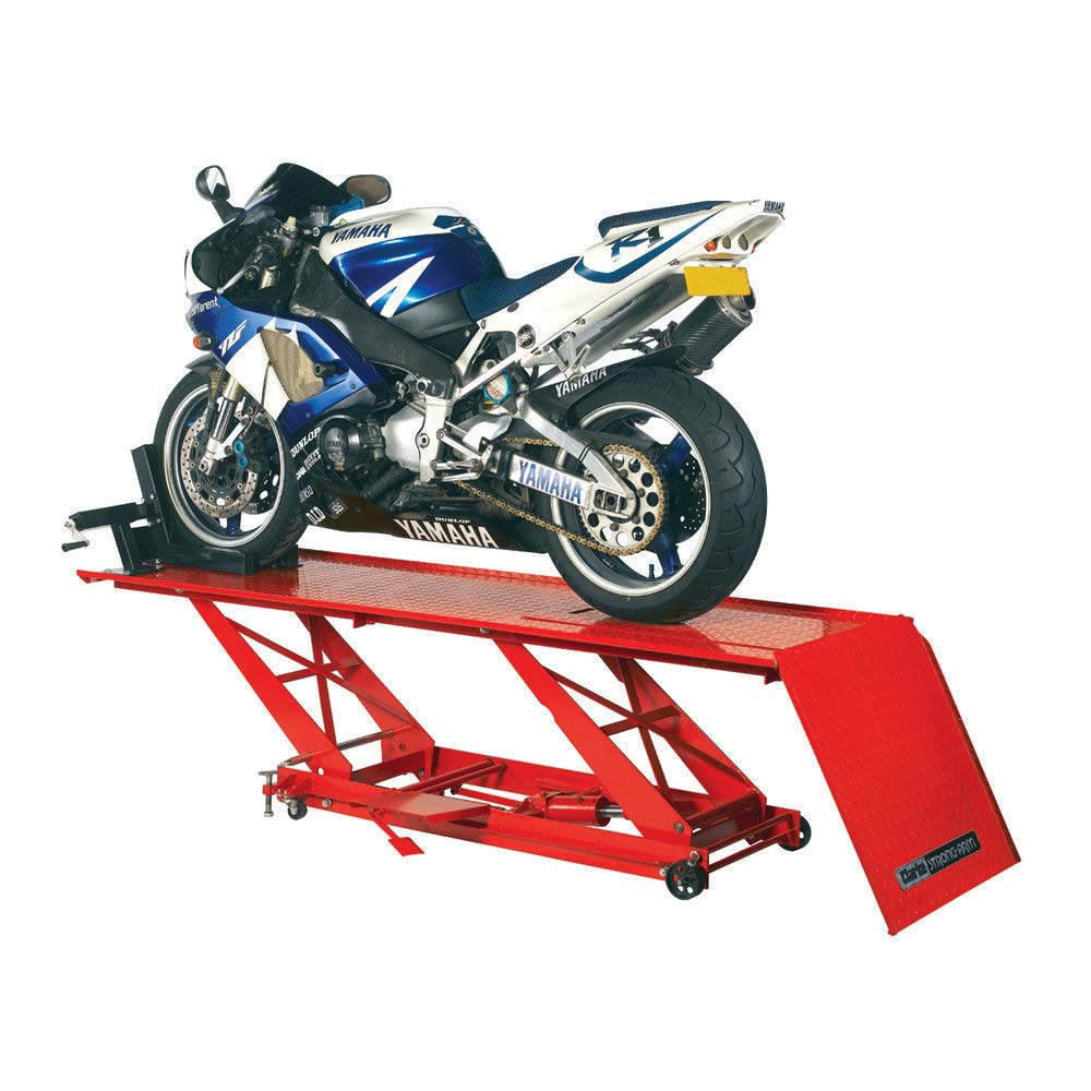 clarke cml3 motorcycle life bench - Every Motorcycle Lift You Can Buy In The UK