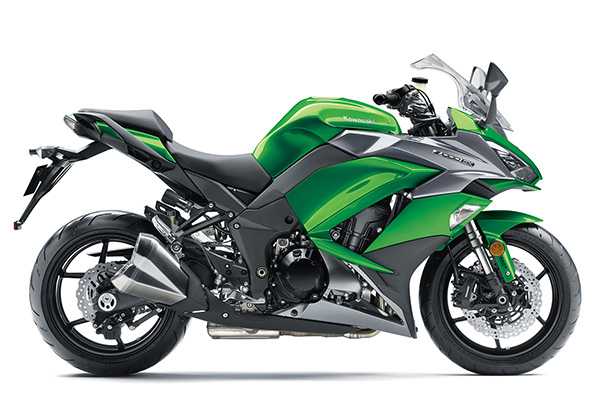 kawasaki z1000sx - The Best Sports Tourers