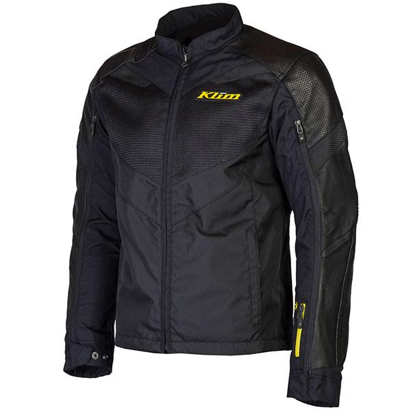 klim textile jacket apex air black mesh - Mesh Motorcycle Jackets Showcase