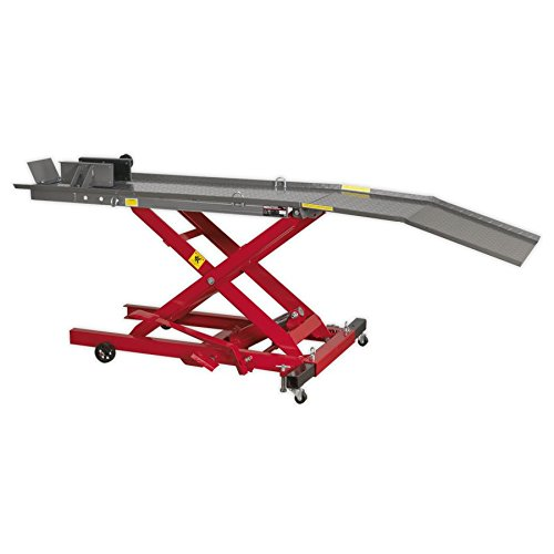 sealey mc365 motorcycle workbench - Every Motorcycle Lift You Can Buy In The UK