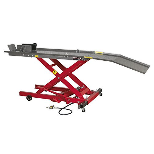 sealey mc365a motorcycle workbench2 - Every Motorcycle Lift You Can Buy In The UK