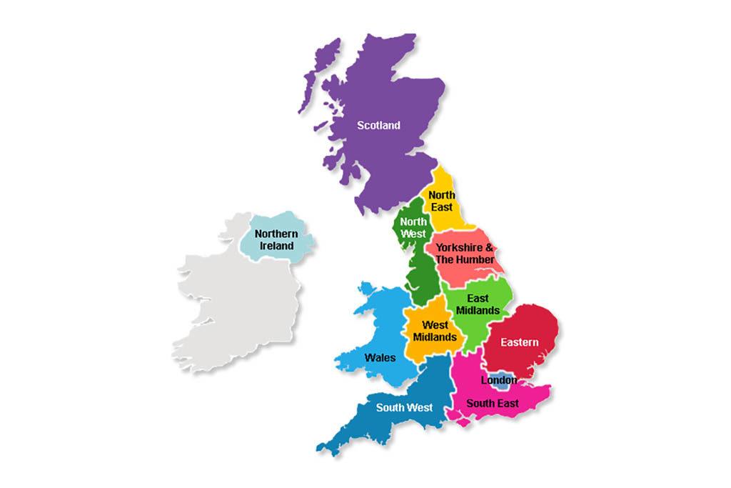 uk motorcycle theft statistics region 1024x683 - UK Motorcycle Theft Hotspots Revealed