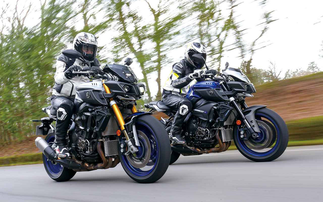 best naked motorcycles - The Best Naked Bikes