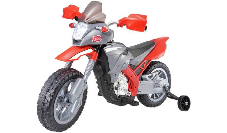 chad valley 6v motorbike kids 4 6 years - Electric Motorcycles for Kids