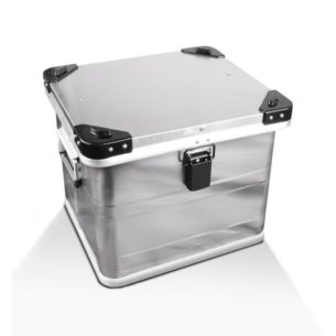 cheap aluminium top box 305x305 - The Best Motorcycle Top Boxes