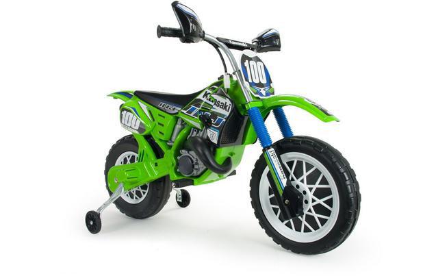 kawasaki 6v electric motorcross kids bike - Electric Motorcycles for Kids