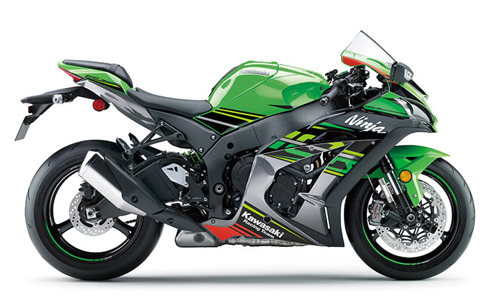 kawasaki Ninja ZX 10R 1000cc sportsbike - The Best Superbikes