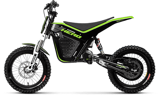 kuberg cross hero mx bike electric - Electric Motorcycles for Kids