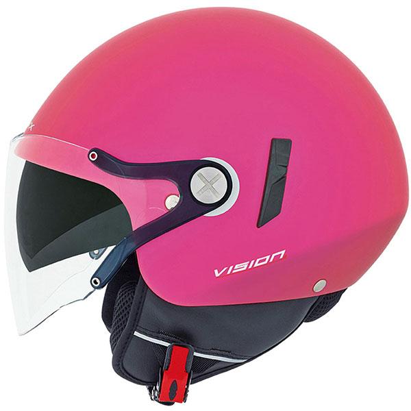 nexx helmet sx.60 vision flex pink block - Pink Motorcycle Helmets Showcase