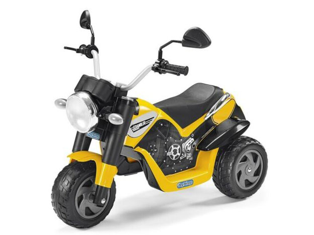 peg perego electric kids 6v ducati motorbike review - Electric Motorcycles for Kids