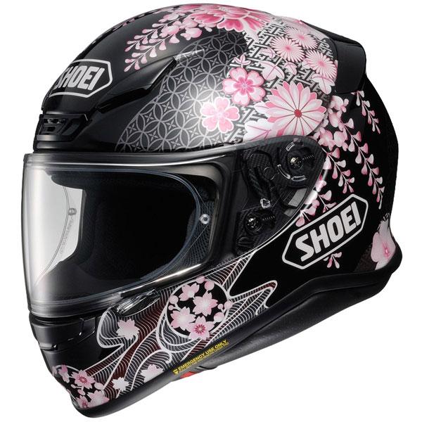shoei helmet nxr harmonic tc 10 pink helmet - Pink Motorcycle Helmets Showcase