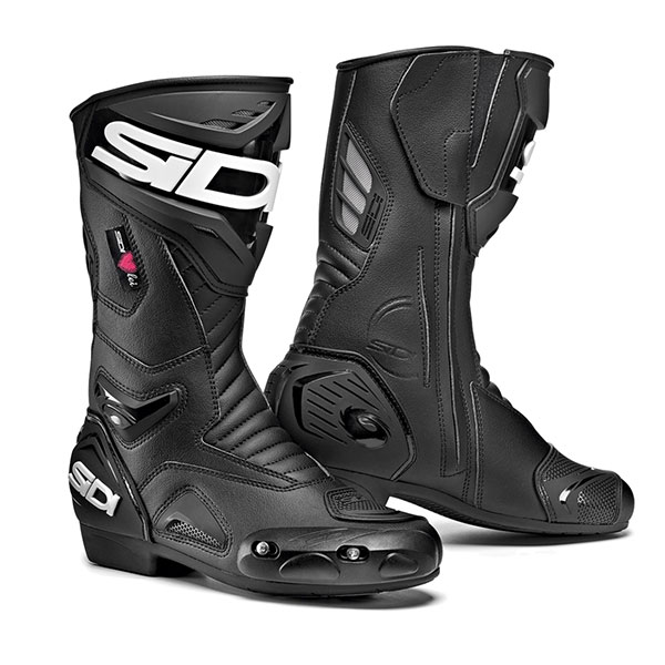 sidi ladies boots performer black black - Ladies Motorcycle Boots Guide
