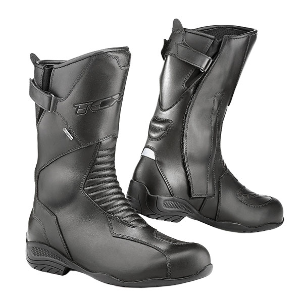 tcx ladies boots bluma waterproof black - Ladies Motorcycle Boots Guide