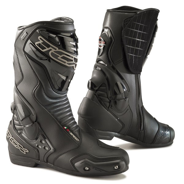 tcx s speed gtx black - The Best Gore-Tex Motorcycle Boots