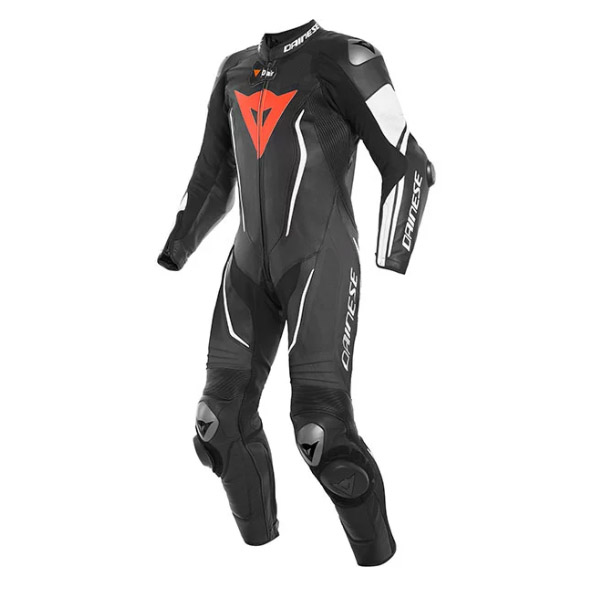 Dainese Misano Airbag Leather Suit - Motorcycle Airbag Options