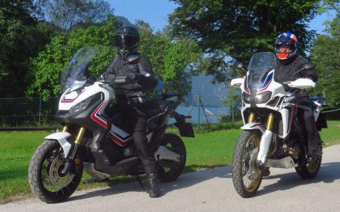 European Motorcycle Rental Options