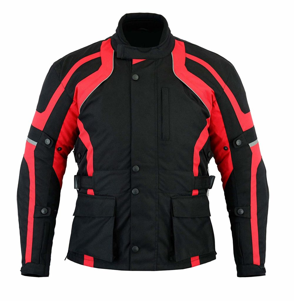 Texspeed Waterproof Motorcycle Jacket 1000x1024 - Waterproof Textile Motorcycle Jackets Showcase