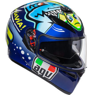 agv helmets full face k3 sv rossi misano 2015 replica blue 305x305 - CBT Clothing Guide