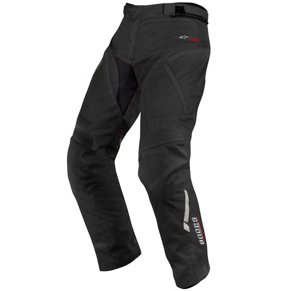 alpinestars textile pants andes drystrar black motorcycle waterproof - Waterproof Textile Motorcycle Trousers Showcase