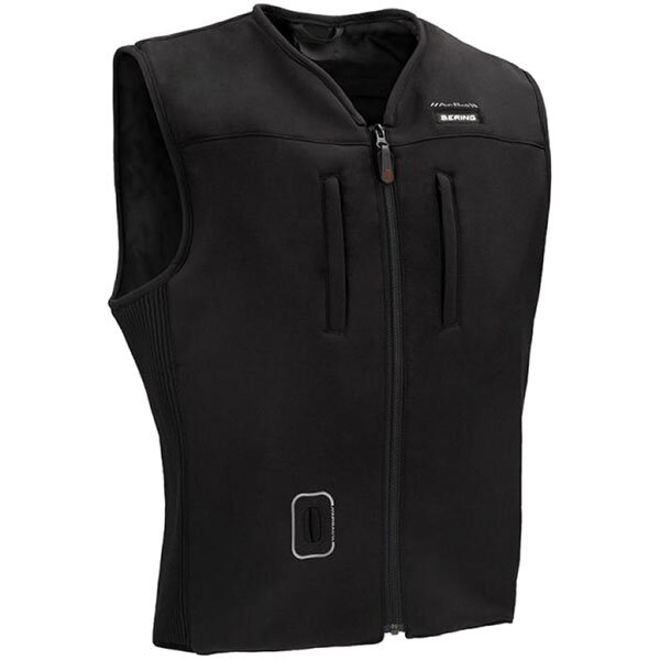 bering c protect airbag vest black - Motorcycle Airbag Options