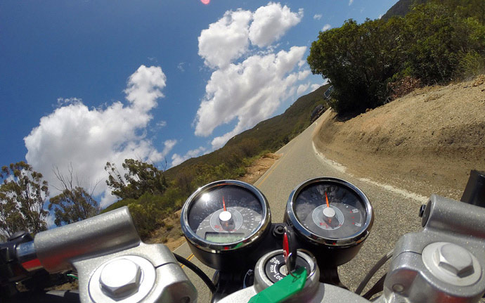 best motorcycle dash camera - The Best Motorcycle Dash Cams