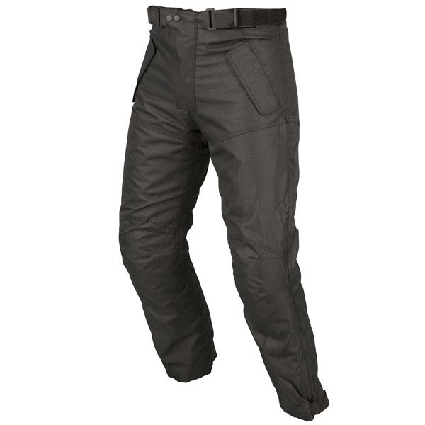 dojo jean hara black motorcycle waterproof - Waterproof Textile Motorcycle Trousers Showcase