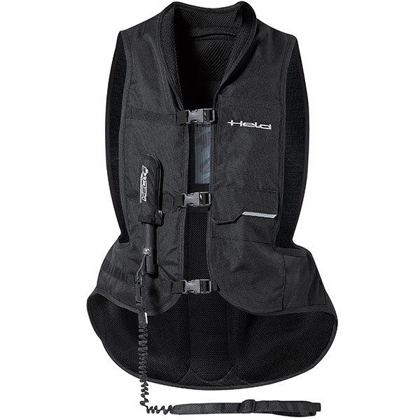 held air vest black - Motorcycle Airbag Options