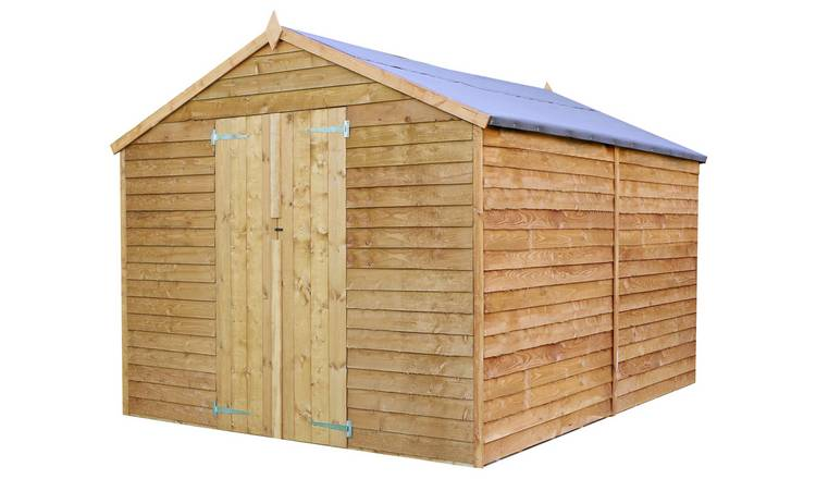 mercia wooden shed fit motorbike - The Best Motorcycle Sheds