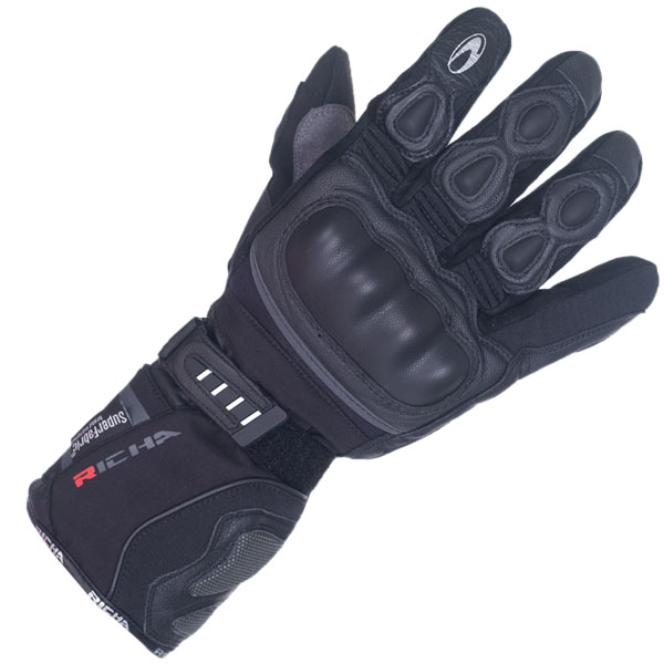 richa gloves arctic womens motorcycle gloves - Women's Motorcycle Gloves