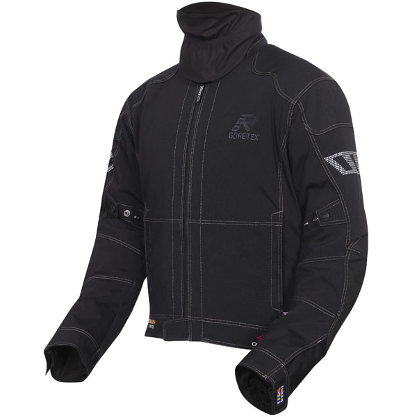 rukka jacket flexuis black main waterproof textile - Waterproof Textile Motorcycle Jackets Showcase