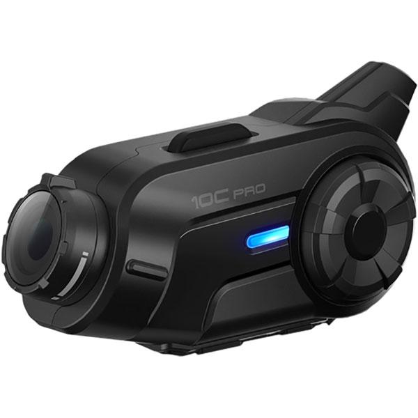 sena intercom 10cpro bluetooth camera onboard recording - The Best Motorcycle Dash Cams