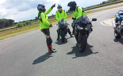 Track Based Motorcycle Training