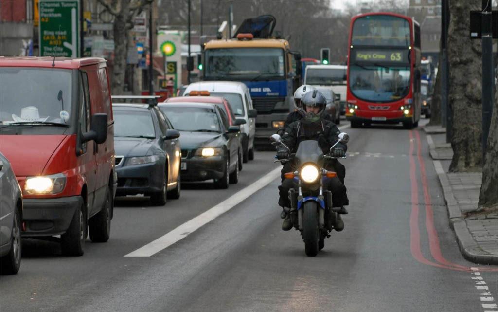 ulez motorcycles london 1024x641 - ULEZ Motorcycles Guide