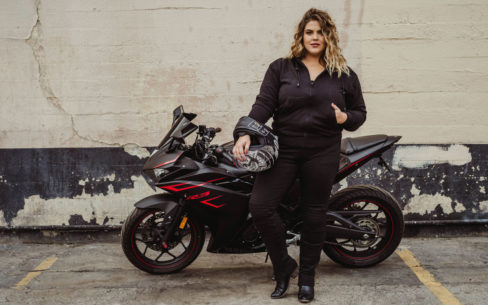 Women's Motorcycle Clothing Guide