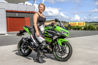 womens motorcycle leathers 330x220 - Women's Motorcycle Clothing Guide