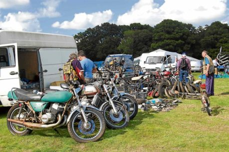 UK Motorcycle Autojumbles
