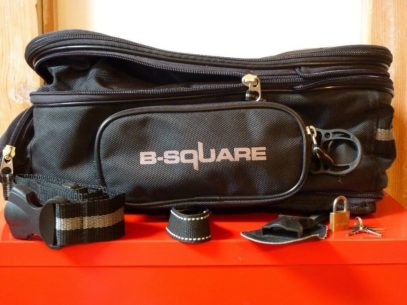 lidl motorcycle luggage 407x305 - Motorcycle Tank Bag Buying Guide