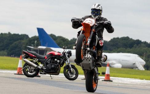 Motorcycle Wheelie Schools