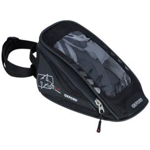 oxford luggage m1r micro tank bag  black 305x305 - Motorcycle Tank Bag Buying Guide
