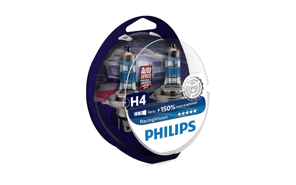 Philips racing vision 150 motorcycle bulb - The Best Motorcycle Headlight Bulbs