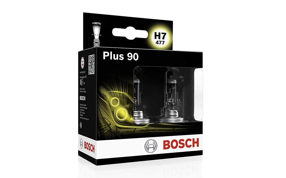 bosch plus 90 headlight bulb motorcycle - The Best Motorcycle Headlight Bulbs