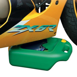 bike it oil drain can 305x305 - Eco-Friendly Motorcycle Cleaning Products