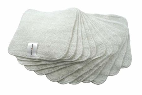 cotton car cleaning cloths 457x305 - Eco-Friendly Motorcycle Cleaning Products
