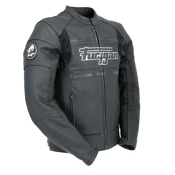 furygan houston leather motorcycle jacket - Best Leather Motorcycle Jackets